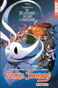DISNEY-MANGA-NIGHTMARE-CHRISTMAS-ZEROS-JOURNEY-TP-VOL-02-(C