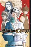 Black Clover GN Vol 17 (C: 1-0-1)