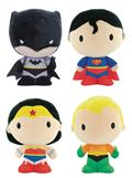 DC Comics Chibi 7In Plush 6Pc Asst (C: 1-1-2)