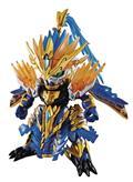 Sangoku Soketsuden 18 Sun Ce Gundam Astray Sd Mdl Kit (Net)