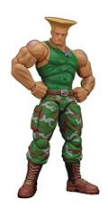 Storm Collectibles Street Fighter Guile 1/12 AF (Net) (C: 1-