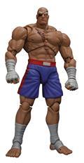 Storm Collectibles Street Fighter Sagat 1/12 AF (Net) (C: 1-