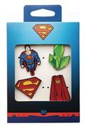 SUPERMAN-4PC-BOXED-PIN-SET-(C-1-1-2)