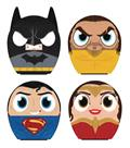 Justice League Bitty Boomers Mini Speaker 12Pc Asst Ds (C: 1