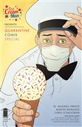 Ice Cream Man Presents Quarantine Comix Spec #1 (MR)