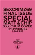 Sex Criminals #69 Xxx Photo Var (MR)