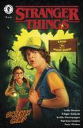 Stranger Things Science Camp #1 (of 4) Cvr B Lambert