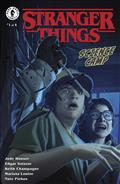 Stranger Things Science Camp #1 (of 4) Cvr C Ruiz