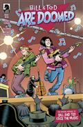Bill & Ted Are Doomed #1 (of 4) Cvr B Langridge
