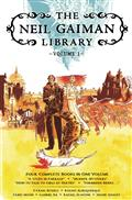 Neil Gaiman Library Edition HC Vol 01 (C: 1-0-0)