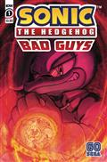 Sonic The Hedgehog Bad Guys #1 (of 4) Cvr A Hammerstrom (C: