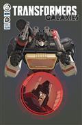 Transformers Galaxies #11 Cvr A Griffith