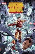 Iron Man #1 Weaver Var