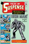 Tales of Suspense #39 Facsimile Edition