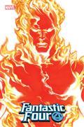 Fantastic Four #24 Alex Ross Human Torch Timeless Var Emp