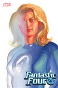 Fantastic Four #24 Alex Ross Invisible Woman Timeless Var Em