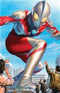 Ultraman #1 By Alex Ross Poster