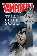 Vampirella Trial of The Soul One Shot Cvr A Sears