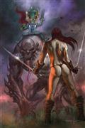 Mars Attacks Red Sonja #2 Cvr A Parrillo