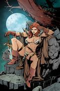 Red Sonja #19 Cvr D Miracolo