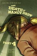 Nancy Drew & Hardy Boys Death of Nancy Drew #4 Cvr A Eisma