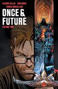 Once & Future TP Vol 02 (C: 0-1-2)