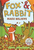 FOX-RABBIT-YR-HC-VOL-02-MAKE-BELIEVE-(C-0-1-0)