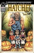 Victor Crowley Hatchet Halloween Tales #1 Calzada Am Cvr (Mr