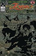 Zorro Galleon of Dead #1 Cvr C Pulp Ltd Ed