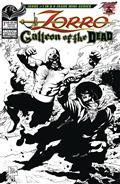 Zorro Galleon of Dead #1 Cvr C Century Ltd Ed