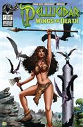 Pellucidar Wings of Death #1 Cvr B Wolfer Warrior
