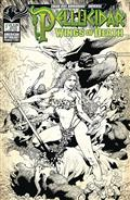 Pellucidar Wings of Death #1 Cvr C Ltd Ed Var