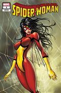 SPIDER-WOMAN-1-CVR-A-TURNER-VARIANT