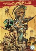 KEVIN-EASTMAN-TOTALLY-TWISTED-TALES-TP-VOL-01-CVR-B-BISLEY-(