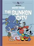 DISNEY-MASTERS-HC-VOL-13-MURRY-FALLBERG-MOUSE-SUNKEN-CITY-(C