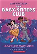 BABY-SITTERS-CLUB-COLOR-ED-GN-HC-VOL-08-LOGAN-LIKES-(C-0-1-