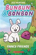 Bunbun & Bonbon HC GN #1 Fancy Friends (C: 0-1-0)