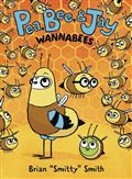 PEA-BEE-JAY-YR-HC-GN-VOL-02-WANNABEES-(C-0-1-1)