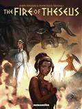 Fire of Theseus HC (MR)