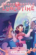 Space Battle Lunchtime TP Vol 03 A Dish Best Served Cold (C: