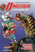 DINOSAUR-EXPLORERS-GN-VOL-06-ESCAPING-THE-JURASSIC-(C-0-1-0