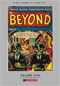 PRE-CODE-CLASSICS-THE-BEYOND-HC-VOL-05-(C-0-1-1)