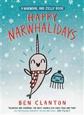 NARWHAL-JELLY-HC-GN-VOL-05-HAPPY-NARWHALIDAYS-(C-1-1-0)