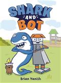 SHARK-AND-BOT-YR-GN-VOL-01-(C-0-1-0)