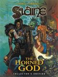 SLAINE-HORNED-GOD-COLL-ED-TP