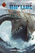 Riptide Draken #1 (of 4) 10 Copy Ballard Incv (Net)