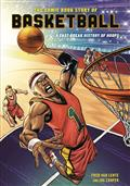 COMIC-BOOK-STORY-OF-BASKETBALL-GN-(C-0-1-0)