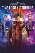 Doctor Who Time Lord Victorious #1 Cvr A Binding