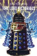 Doctor Who Time Lord Victorious #1 Cvr D Dalek Var