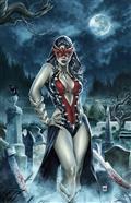 Tales of Terror Quarterly Hellfire #1 Cvr C Krome (MR)